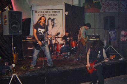 Barakaldoko Gaztetxea 2004-12-24