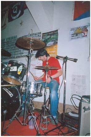 Gorka, Abadiñoko Gaztetxea, 2002-05-18