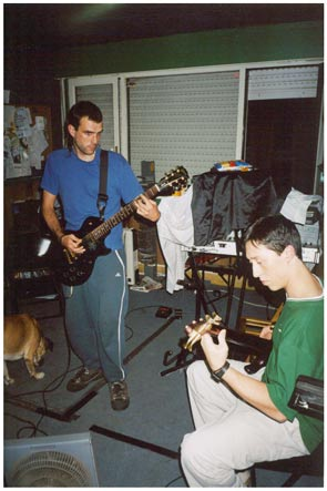 Tala Recording sessions, 2001
