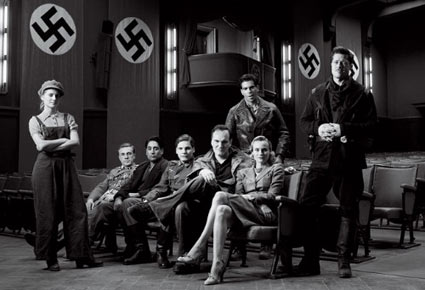 Inglorious Basterds Crew